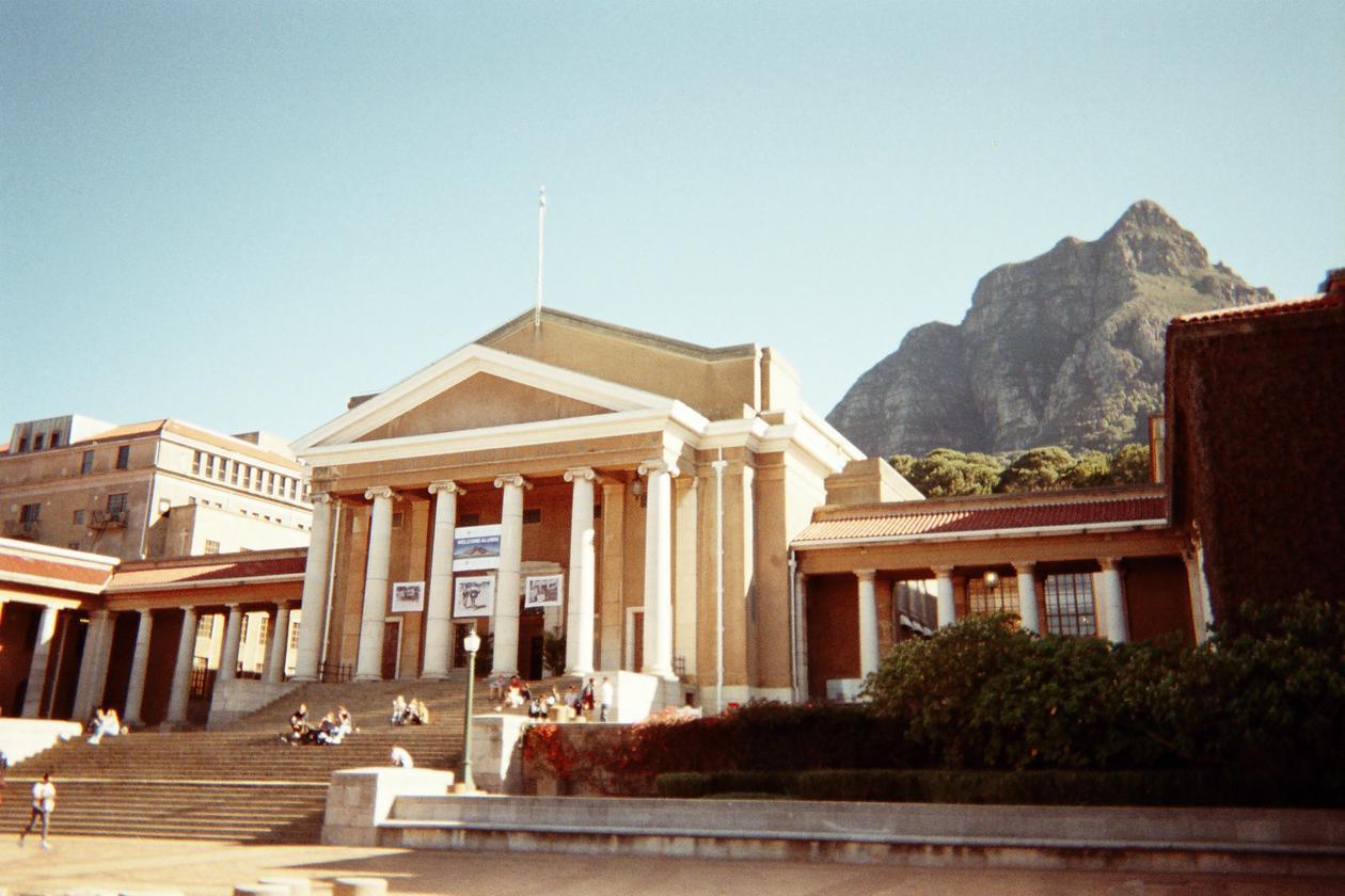 Universitetet i Cape Town