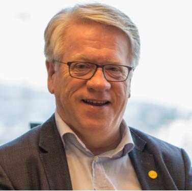 Picture of Professor Ernst Nordtveit