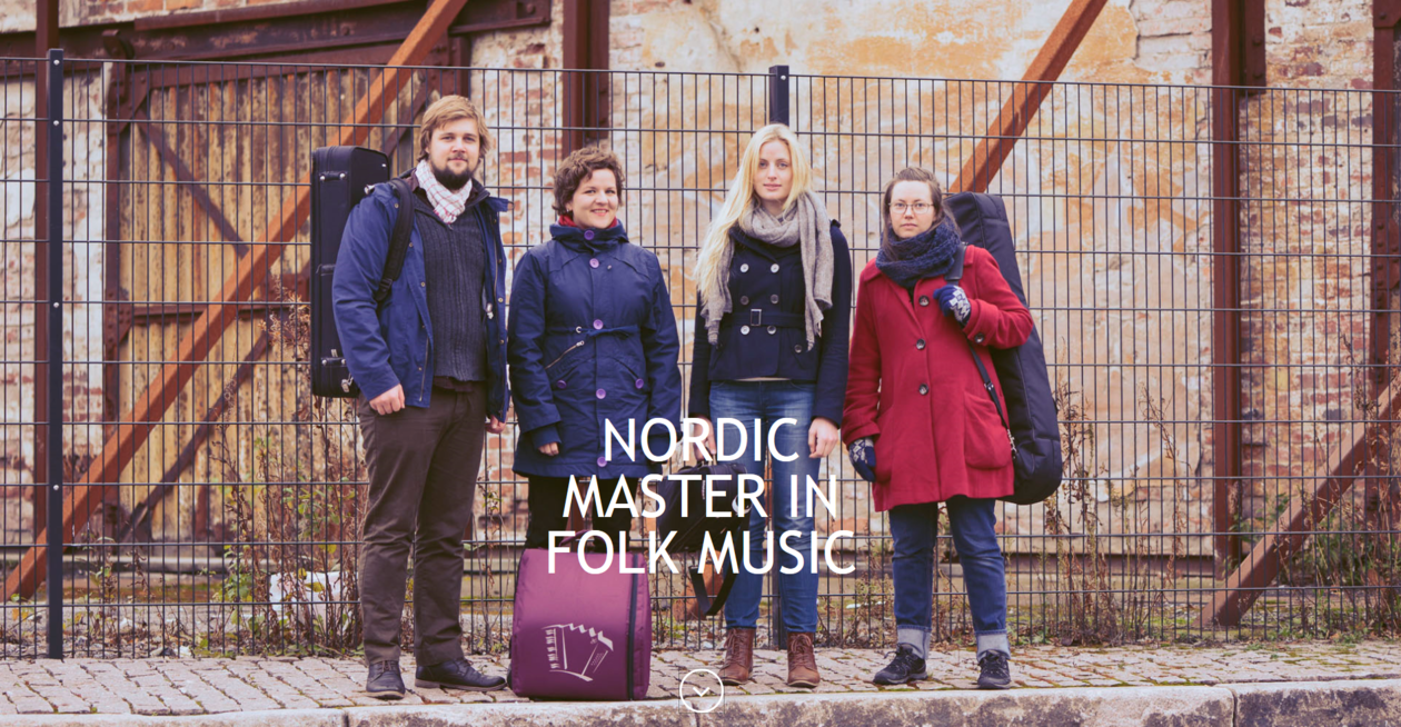 Nordic Master in Folk Music
