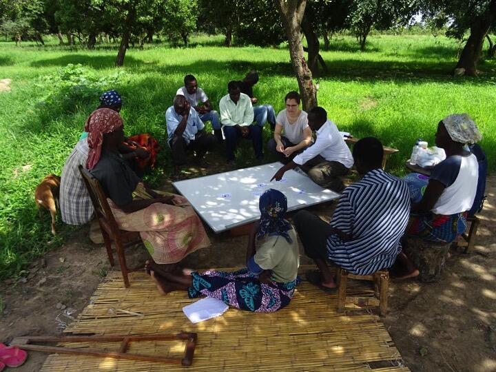 Participatory modeling Zambia