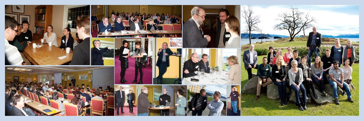 Collection of photos from CCBIO's 2nd symposium (2014), group photos, social settings, speakers.