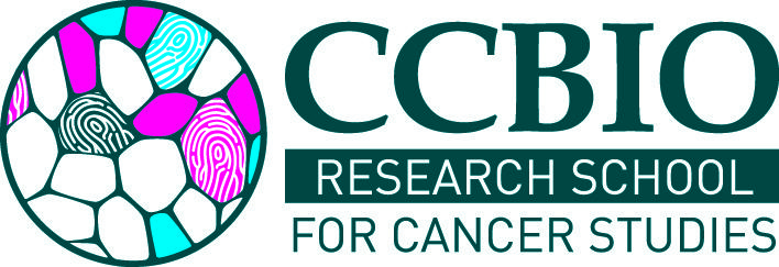 Logo for CCBIO Research School for Cancer Studies