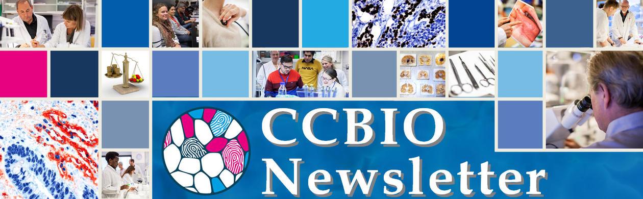 CCBIO Newsletter logo