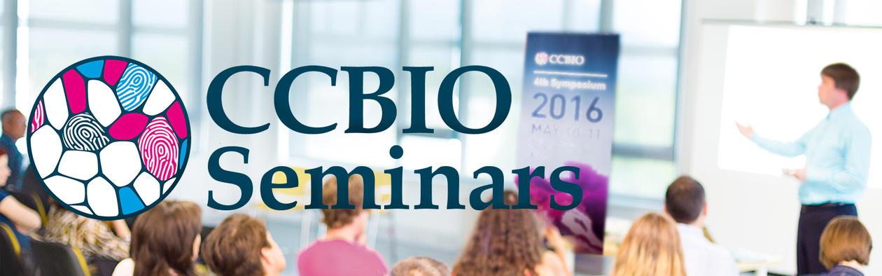 CCBIO Seminars logo