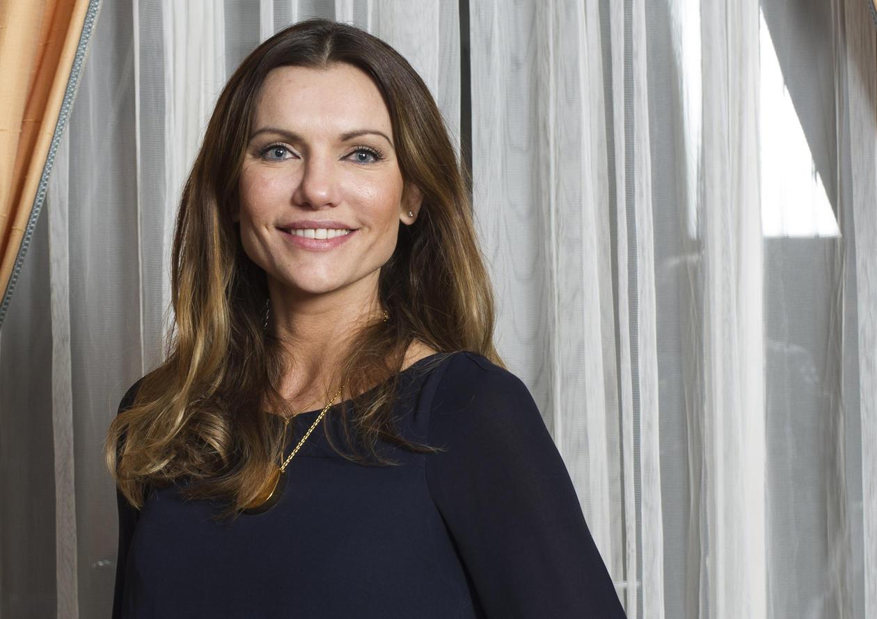 Cecilie Schou Andreassen fikk Meltzerfondets formidlingspris.