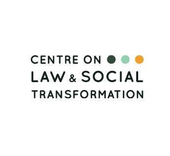 Centre on Law and Social Transformation logo