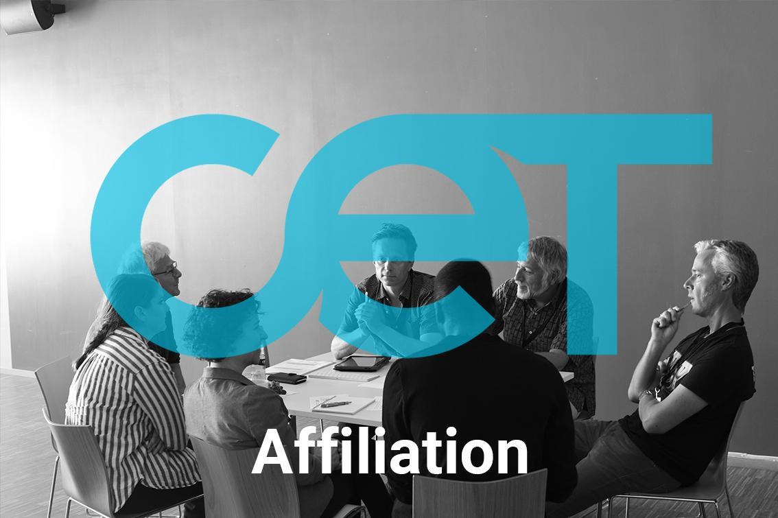 CET Affiliation