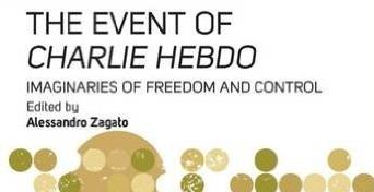 Forsiden til boken The Event of Charlie Hebdo