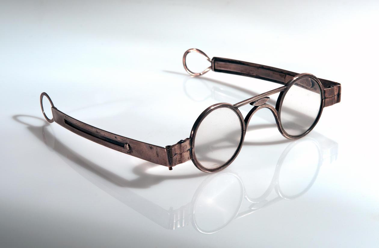 Sølvskatten sølvbriller
