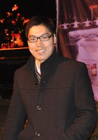 Portrettfoto Chunlei Li