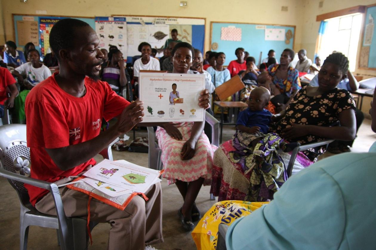 Community Health Workers in Malawi