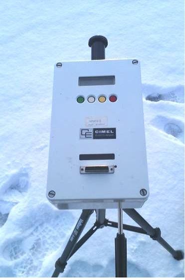 Cimel detector