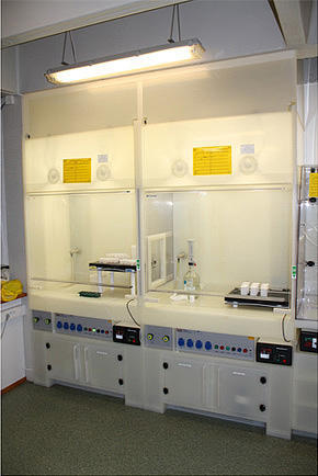 Picture of Clean lab
