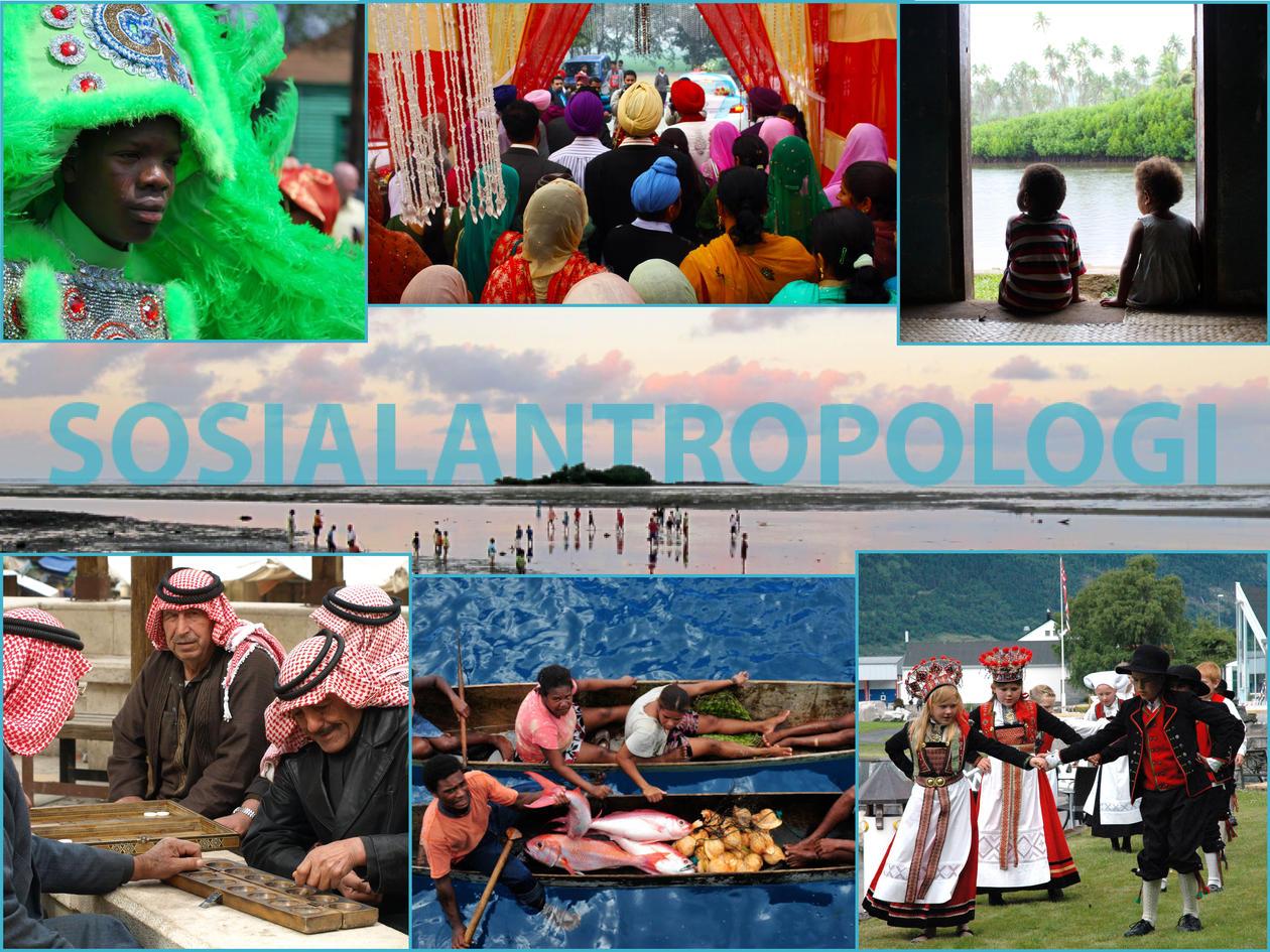 Collage sosialantropologi