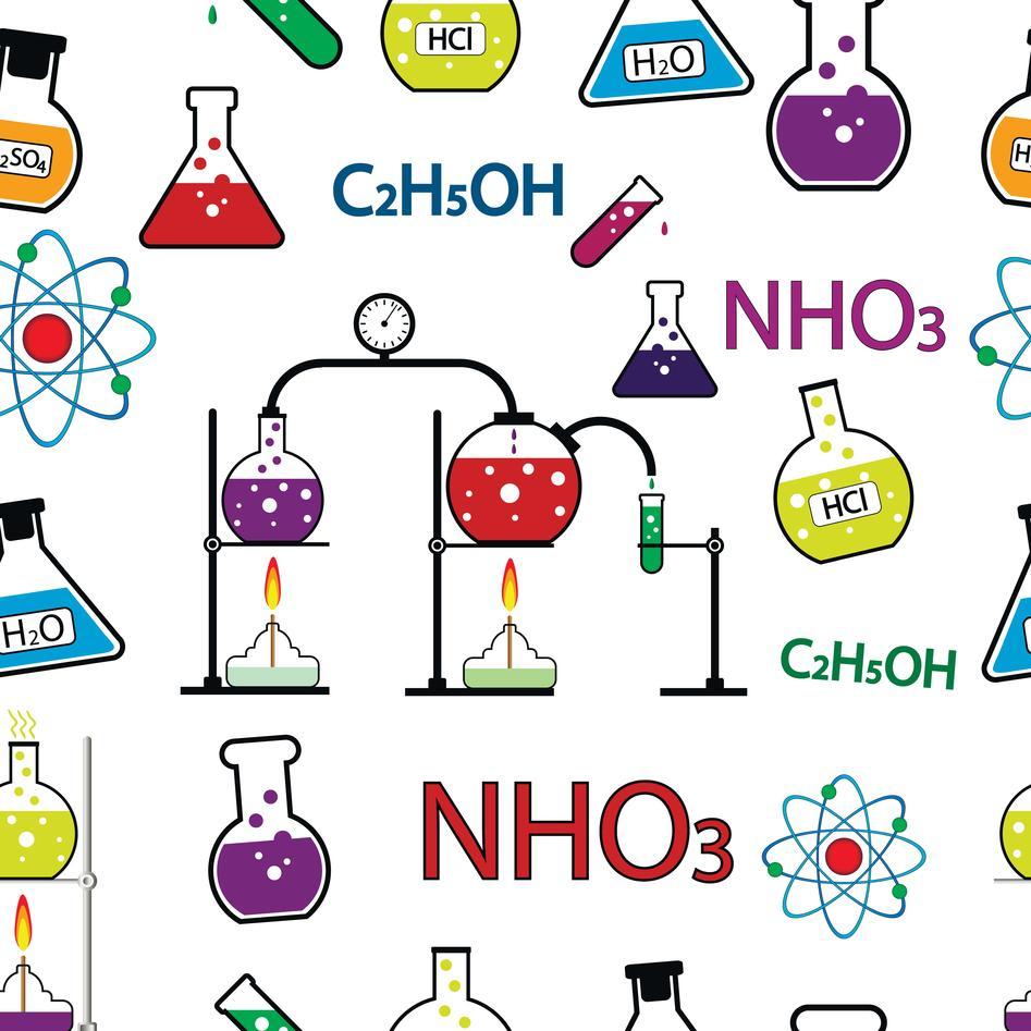 inkompatible kjemikalier