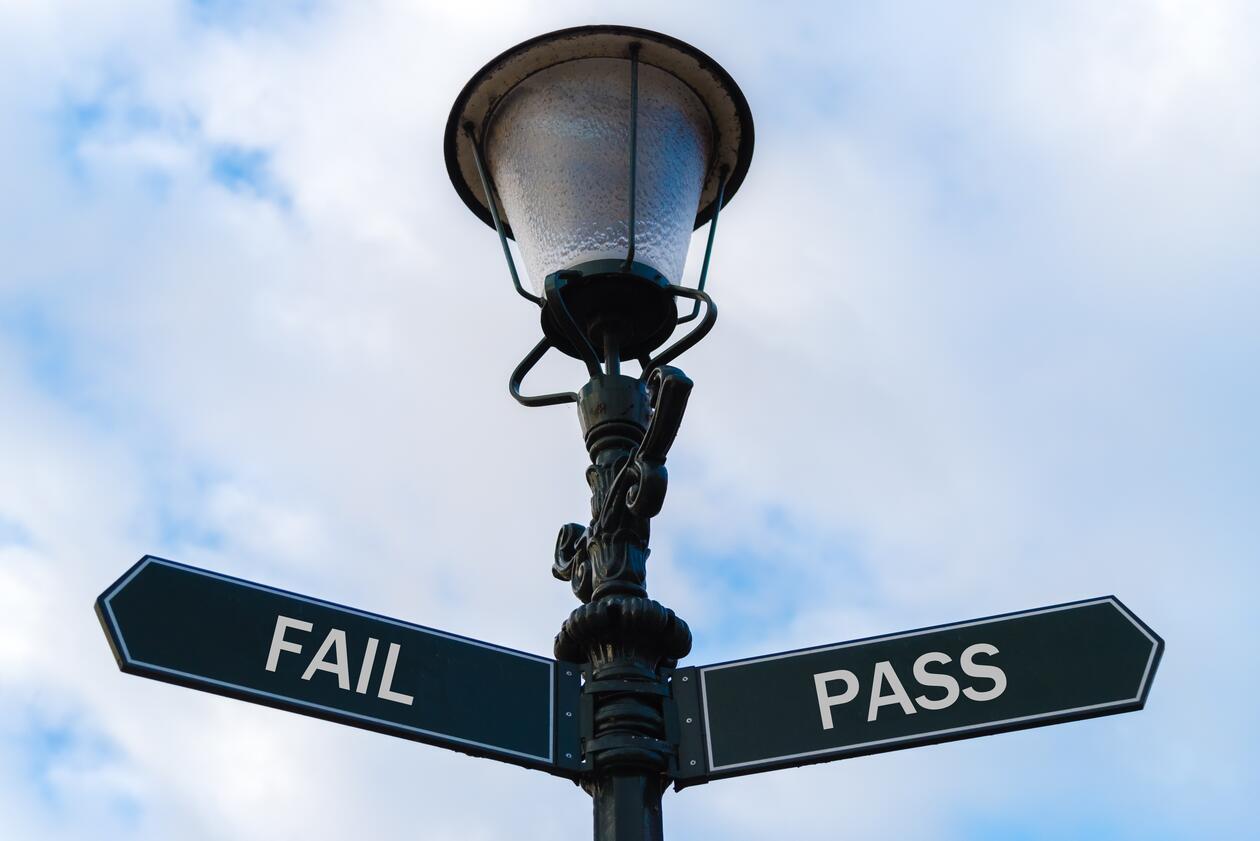 Fail/pass