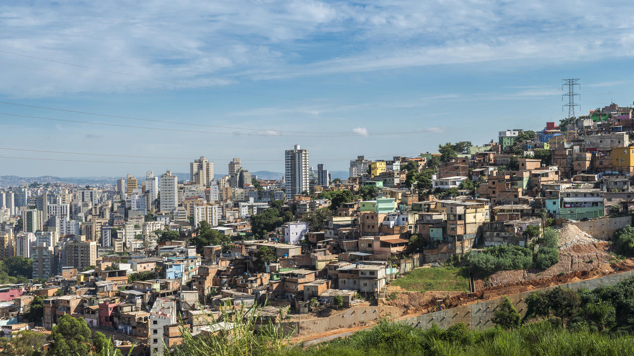 Belo Horizonte is the sixth largest city in Brazil and capital of the South-eastern state of Minas Gerais, Brazil
