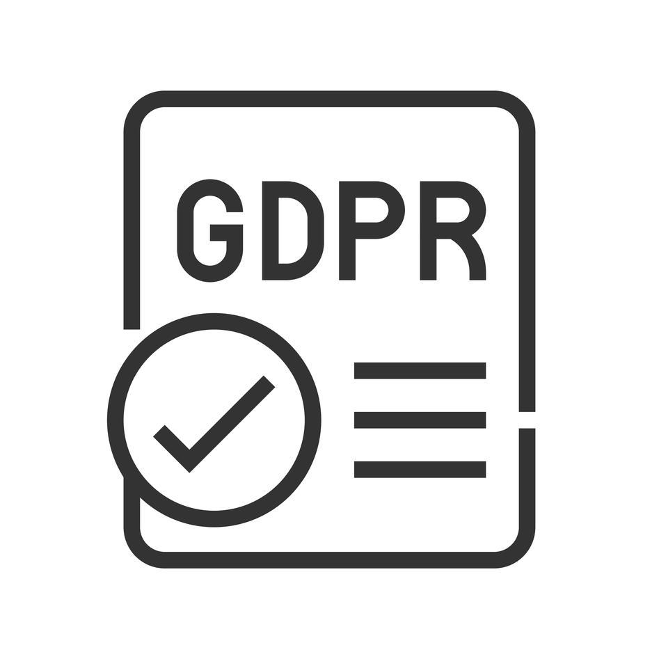 Illustrasjon GDPR
