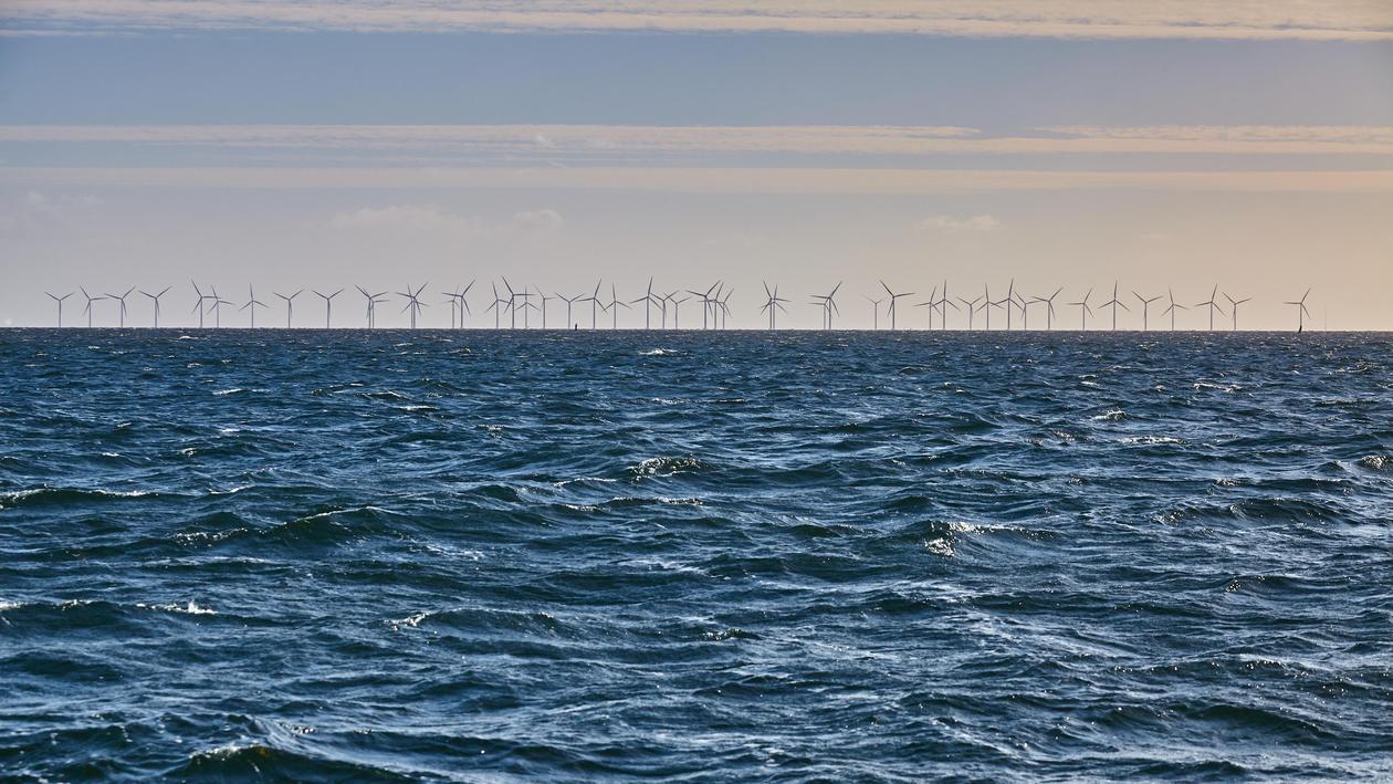 Offshore wind installation