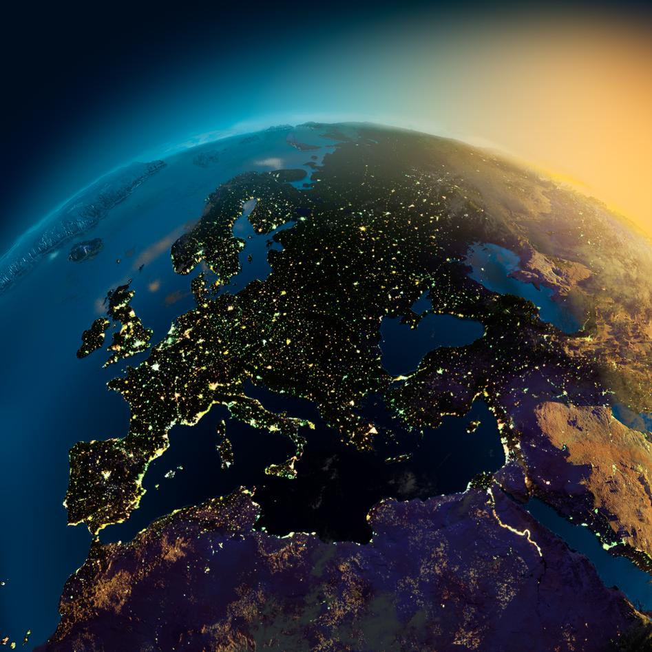 Europa natt