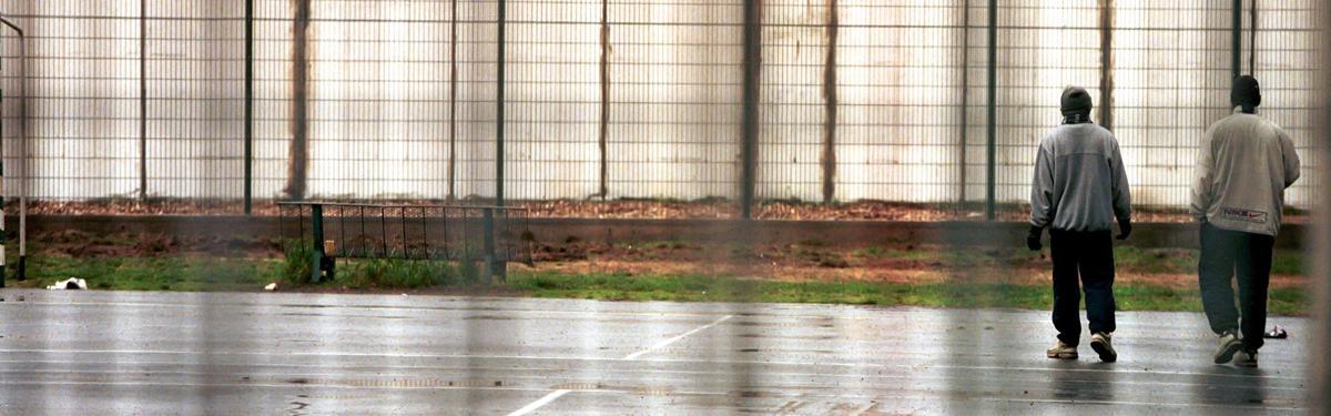 Folk i fengsel