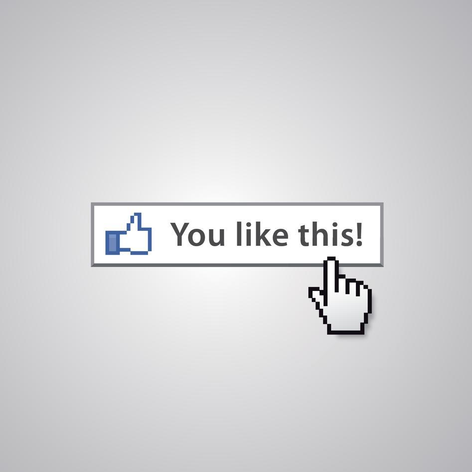 You like this!