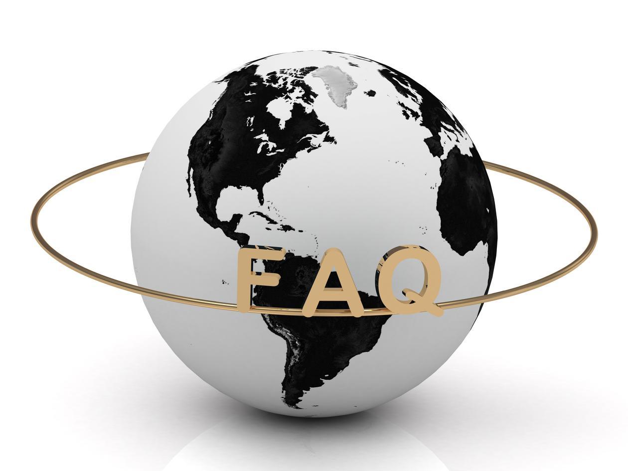 FAQ – Ofte stilte spørsmål