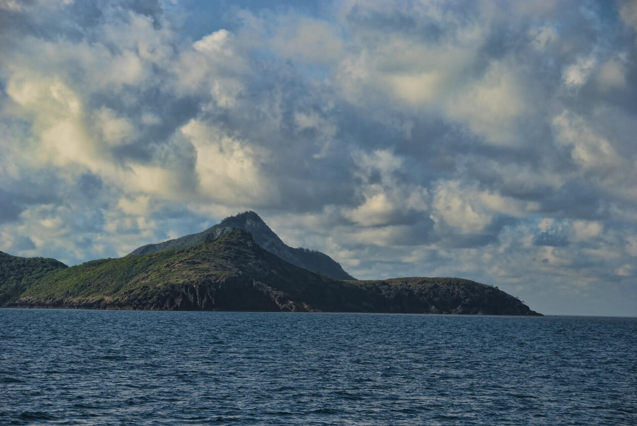 Hav og øy/ land