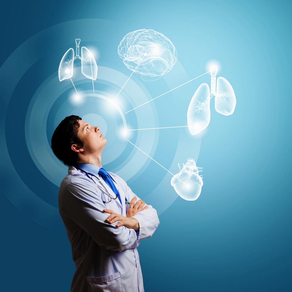 Innovasjon medisin illustrasjonsbilde