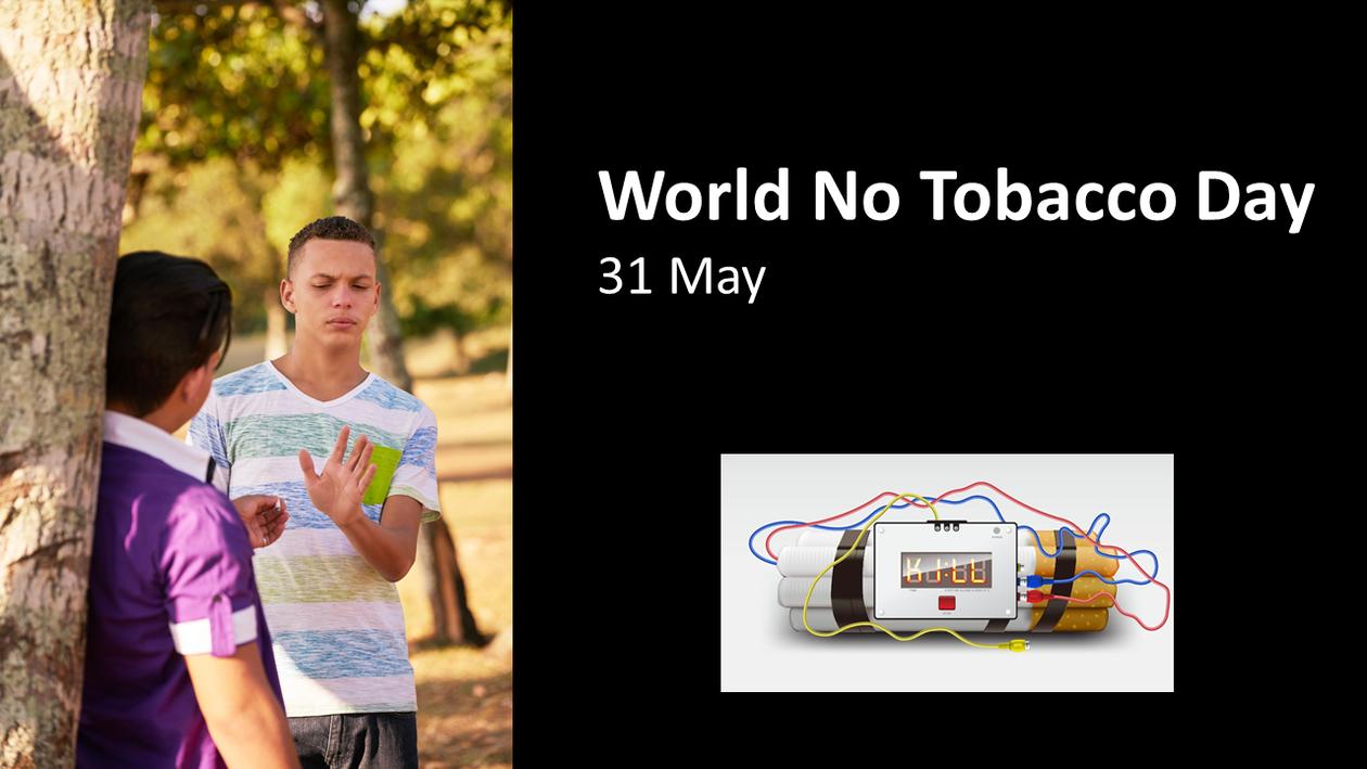 No Smoking Day 2021