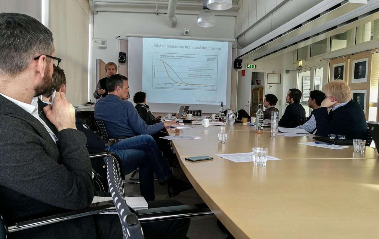 Prosjektet startet med en interessentarverksted i Bergen i mars 2018