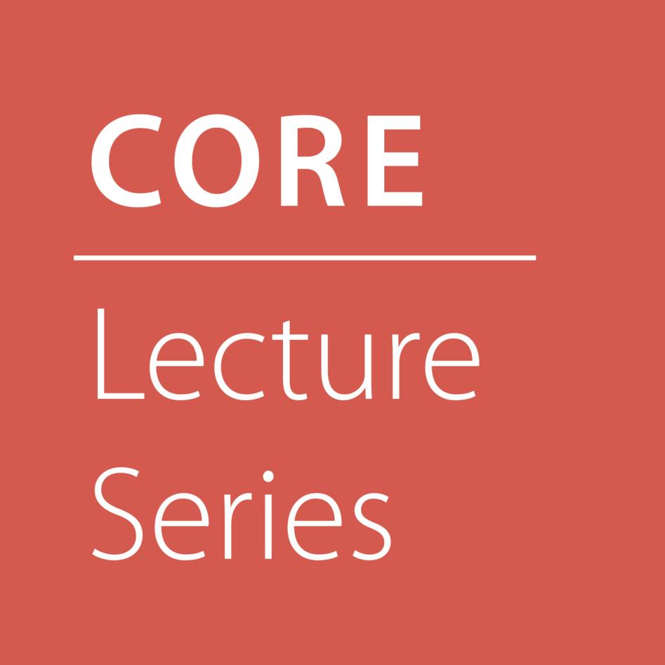 CORE lecture series logo