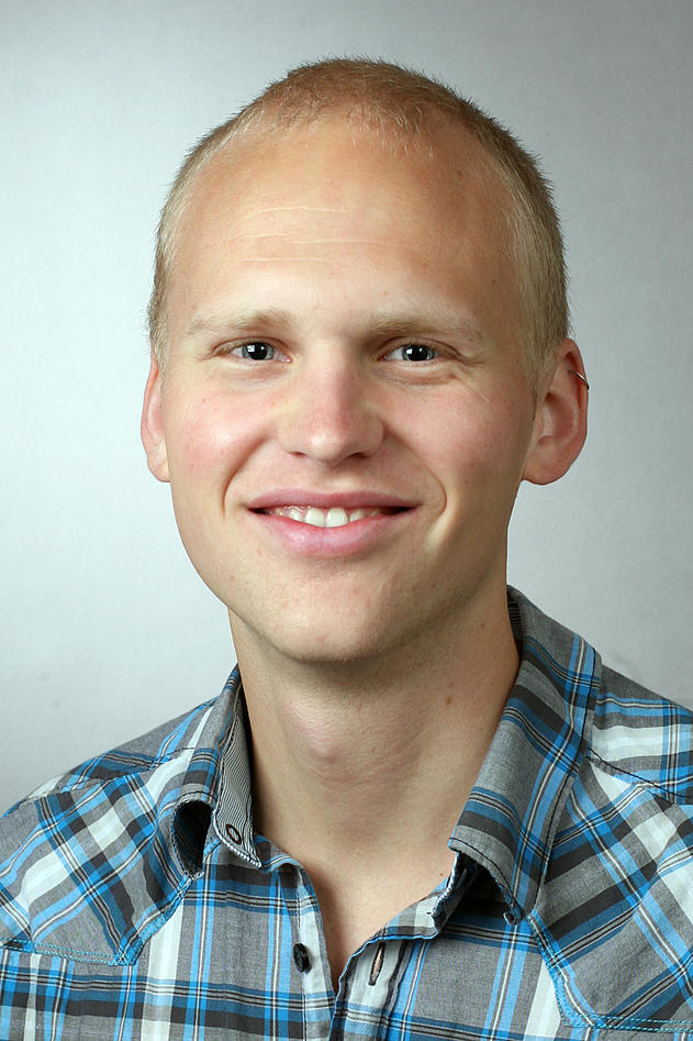 Resarcher Craig Myrum, Department of Biomedicine, University of Bergen (UiB).