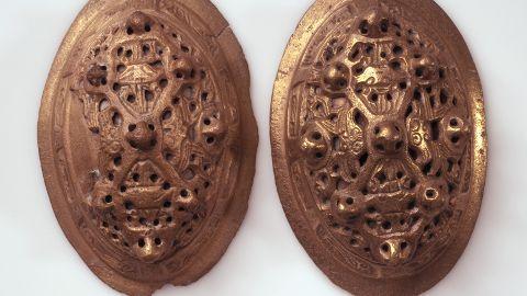 Vikingspenner i bronse