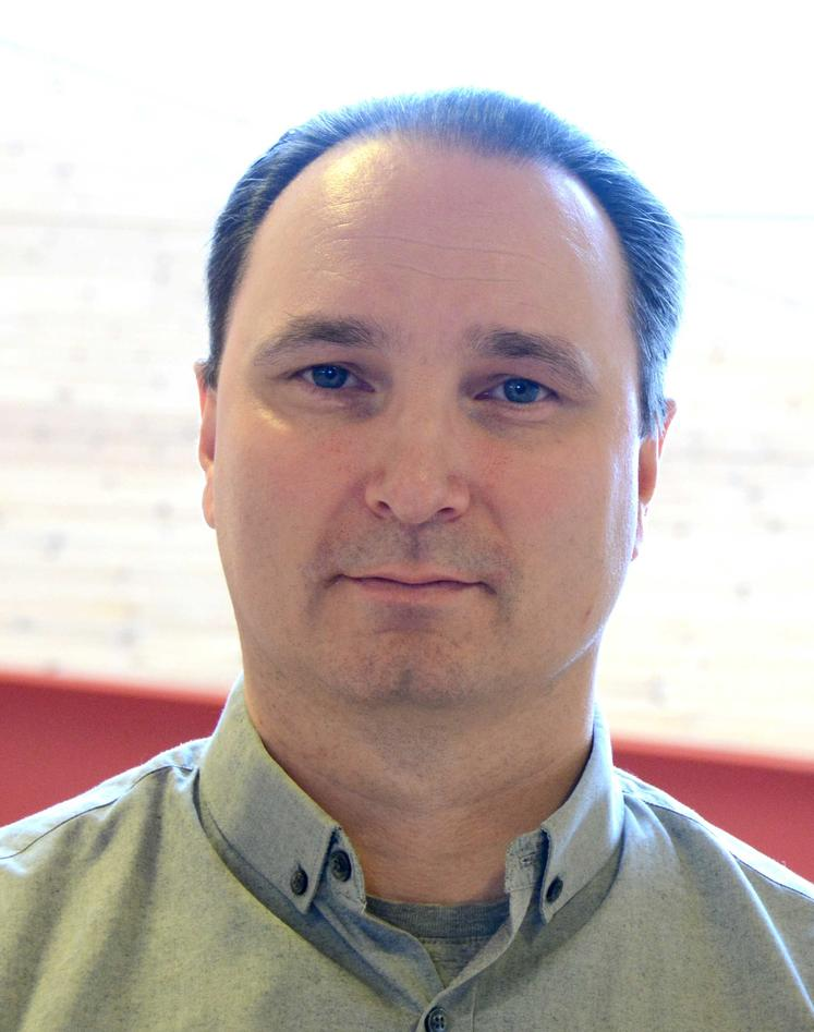 Professor Dag A. Lorentzen, Arctic Geophysics Group, University Centre in Svalbard.