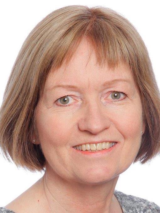 Portrettfoto Berit Misund Dahl