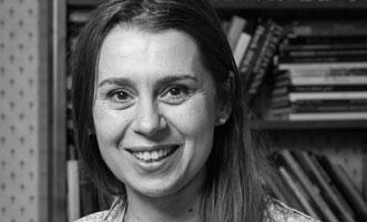 Portrait of Daniela Costea