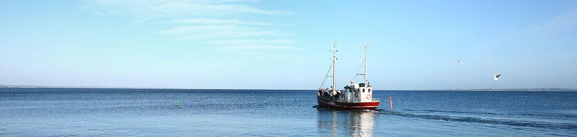 Danish fishingboat