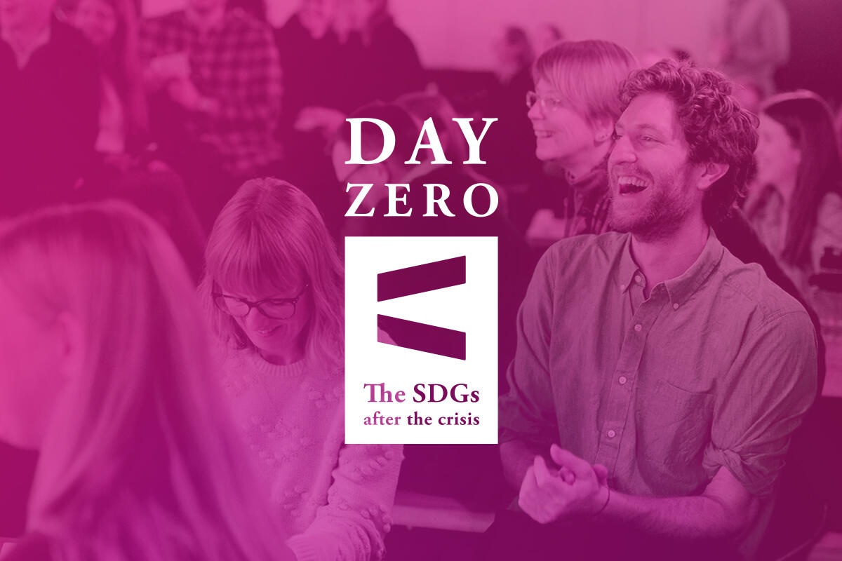 Logo for Day Zero at the 2021 SDG Conference Bergen.