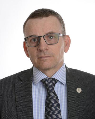 Dekan Helge K.Dahle