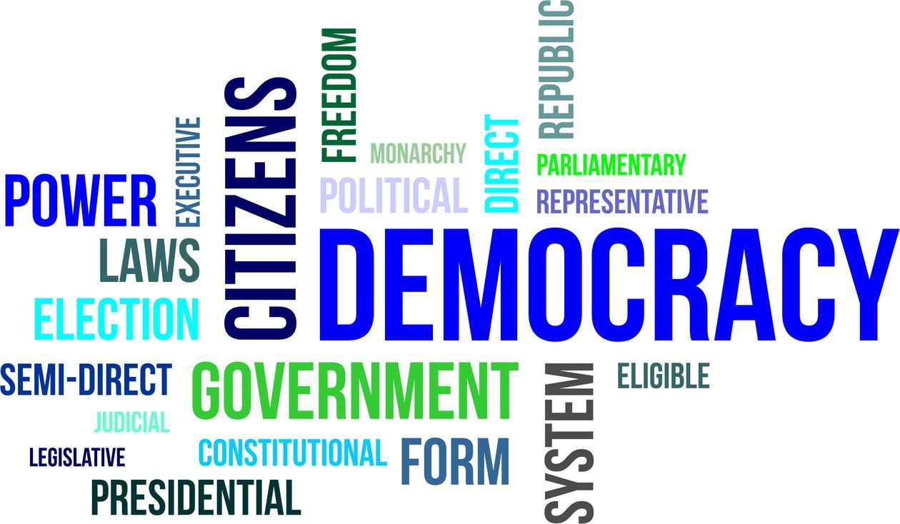History of democracy