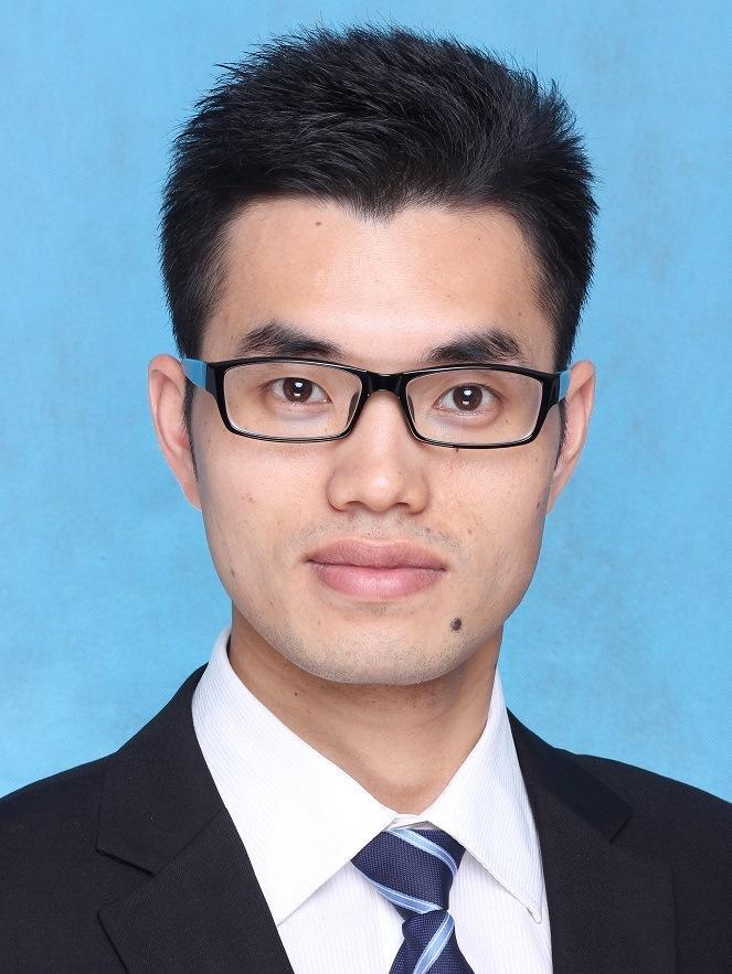 Portrettfoto Deng Baichuan