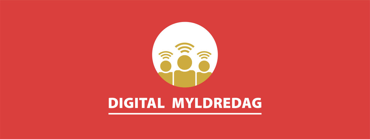 Digital myldredag plakat