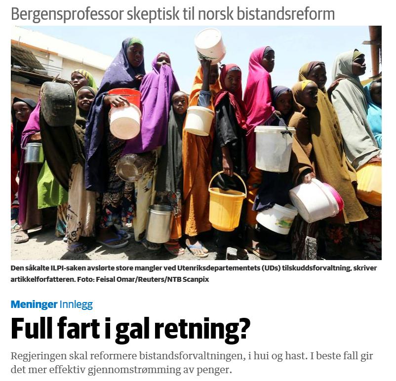 Illustrasjonsfoto fattige i kø for mat