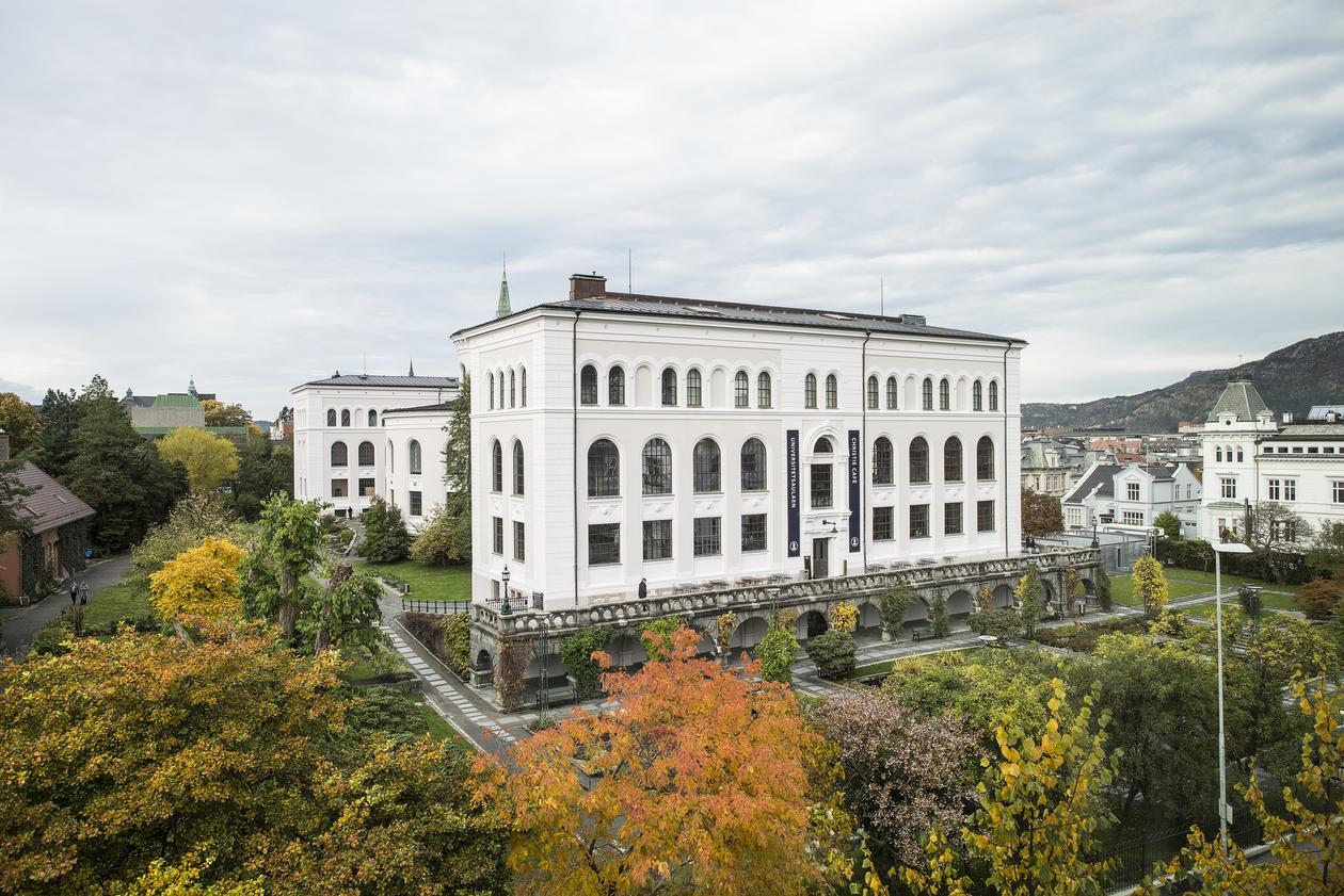 Bilde av Universitetsaulaen