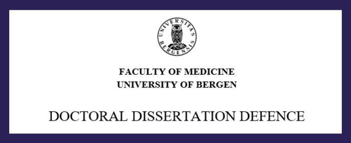 PhD Defense