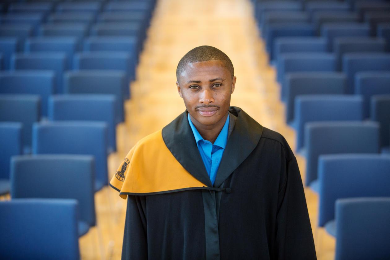Ph.d. Dominic Sagoe