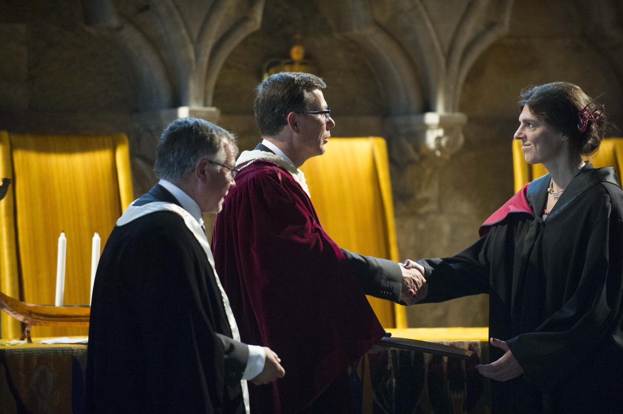 Doctoral Degree Awards Ceremony