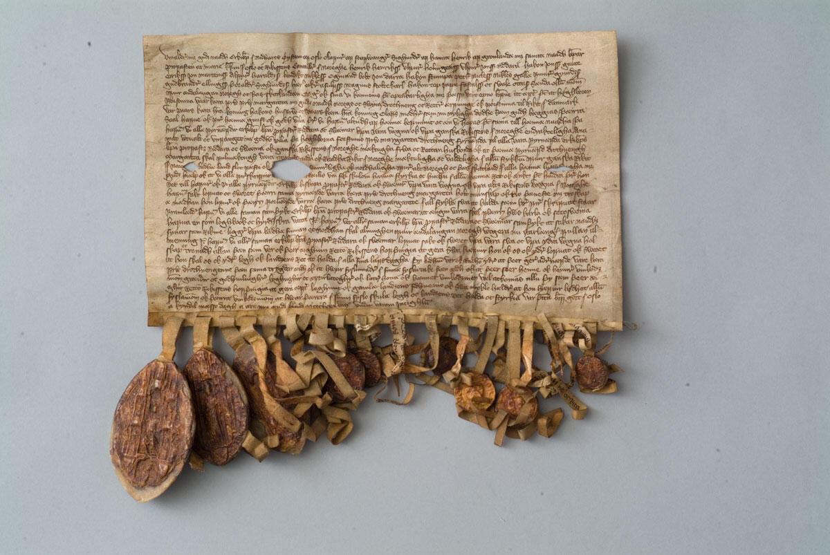 Dronning Margretes valgbrev av 2. februar 1388