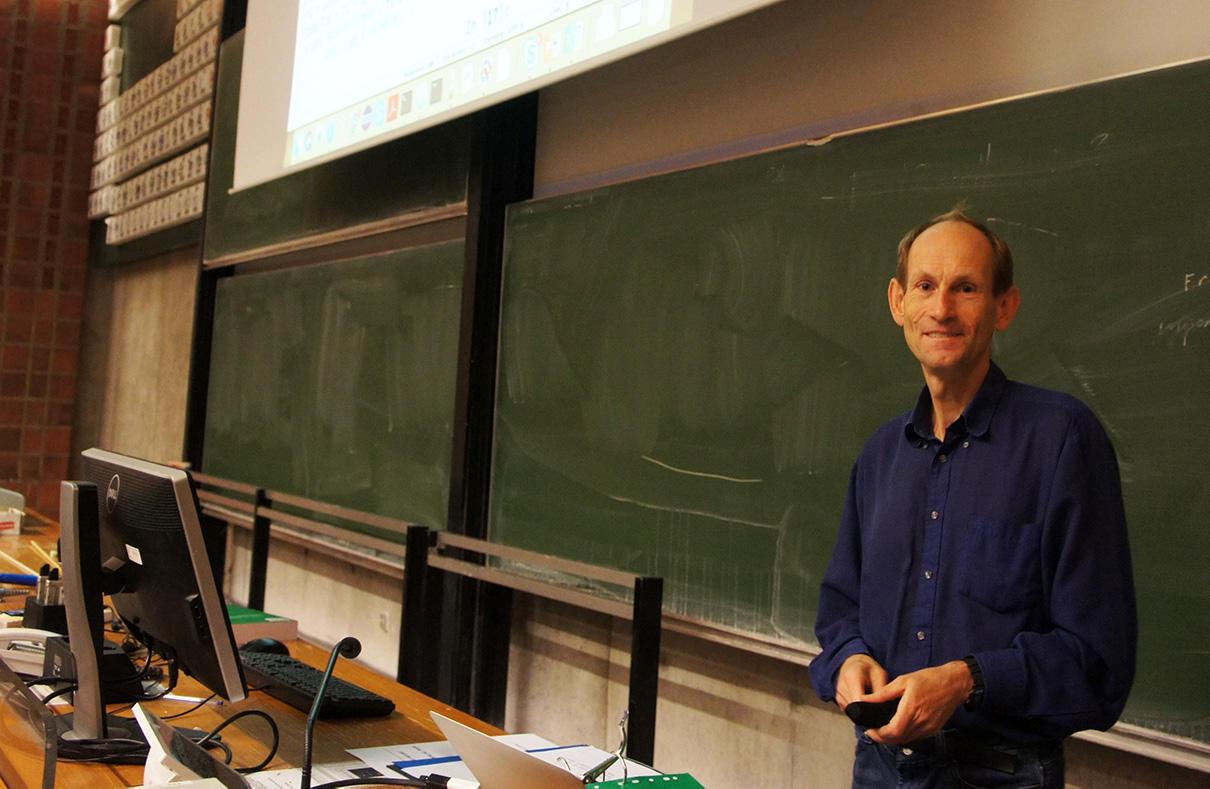 Professor Dag Haugland